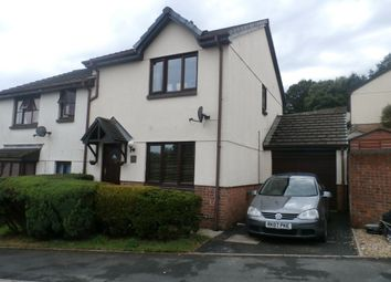 3 bed semi-detached house to rent in Deacons Green, Tavistock PL19