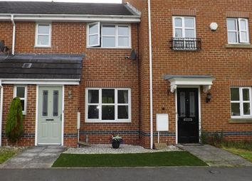 Thumbnail 3 bed mews house for sale in Moorefields View, Norton, Stoke-On-Trent