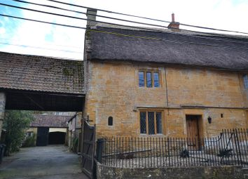 Thumbnail 1 bed detached house to rent in Middle Street, Bower Hinton, Martock, Somerset