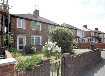 Thumbnail 3 bedroom semi-detached house for sale in Vicarage Farm Road, Heston