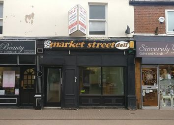Thumbnail Commercial property to let in 28 Market Street, Newton-Le-Willows, Merseyside