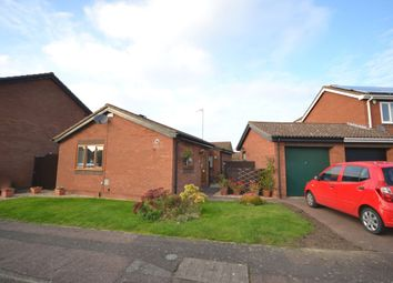 Thumbnail 2 bed bungalow for sale in Woodhall Close, West Hunsbury, Northampton