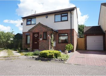 Thumbnail 3 bed detached house for sale in Priestley Close, Southampton
