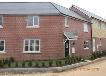 Thumbnail 3 bed end terrace house to rent in Hayridge Mews, Feniton