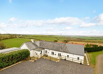 Thumbnail 3 bed barn conversion for sale in Quethiock, Liskeard