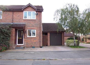 Thumbnail 2 bed semi-detached house for sale in Oswald Close, Fetcham, Leatherhead