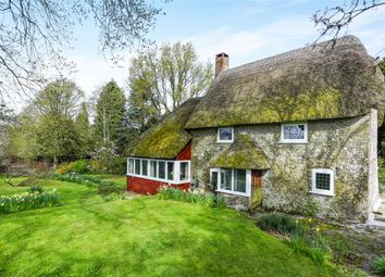 Thumbnail 2 bed cottage for sale in Aller Lane, Lower Ansty, Dorchester