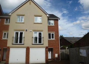 Thumbnail 4 bed town house to rent in Copperfield Vale, Clayton-Le-Woods, Chorley
