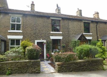 Thumbnail 2 bed terraced house for sale in Glossop Road, Little Hayfield, High Peak