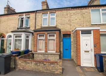 Thumbnail 3 bed terraced house for sale in Cowper Road, Cambridge