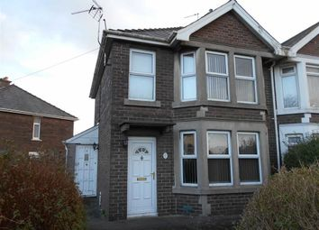 Thumbnail 3 bed semi-detached house to rent in East Walk, Barry, Vale Of Glamorgan