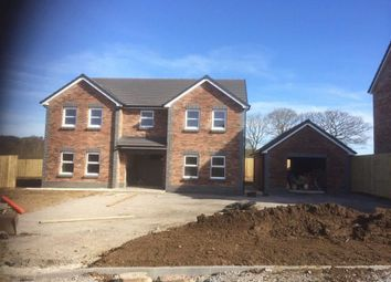Thumbnail 4 bed detached house for sale in Maesglasnant, Cwmffrwd, Carmarthen
