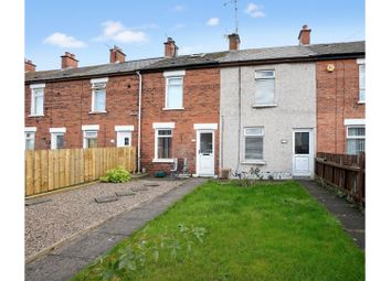 Thumbnail 2 bed terraced house for sale in Parkgate Crescent, Belfast