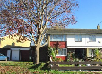 Thumbnail 3 bedroom end terrace house for sale in Highbury Grove, Cosham, Portsmouth