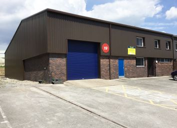 Thumbnail Industrial to let in Abenbury Way, Wrexham