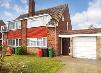 Thumbnail 3 bed semi-detached house for sale in Thames Road, Langley, Slough