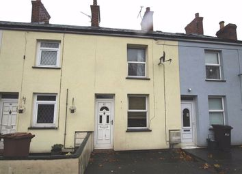 Thumbnail 2 bed terraced house for sale in Chester Road, Flint, Flintshire