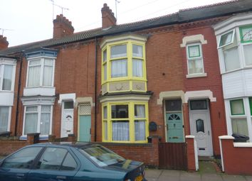 Thumbnail 3 bedroom terraced house for sale in Stuart Street, Leicester