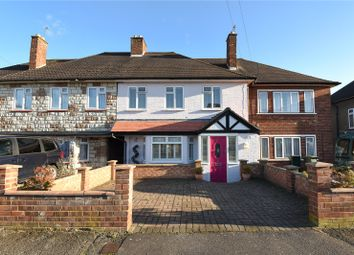 Thumbnail 3 bed terraced house for sale in Stafford Road, Ruislip, Middlesex