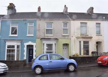 Thumbnail 2 bed terraced house for sale in Hawthorne Avenue, Uplands, Swansea