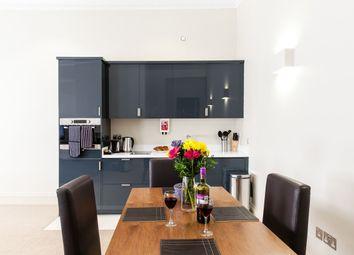 Thumbnail 1 bed flat to rent in Suffolk Lane, London