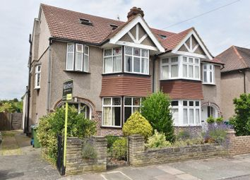 Thumbnail 4 bed semi-detached house to rent in Ryecroft Avenue, Whitton, Twickenham
