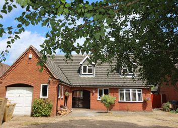 Thumbnail 4 bed detached house for sale in Fakenham Road, Taverham