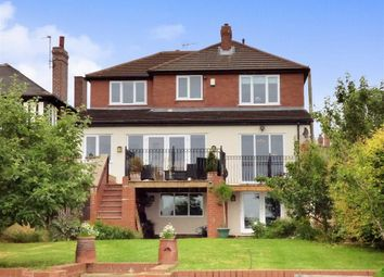 Thumbnail 5 bedroom detached house for sale in Rye Hills, Bignall End, Stoke-On-Trent