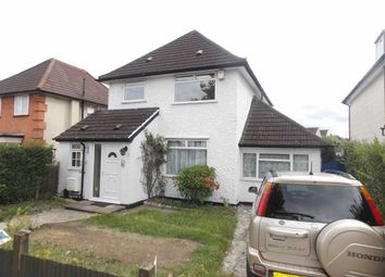 Thumbnail 4 bed detached house to rent in Hale Lane, London, Middlesex
