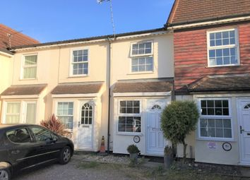 Thumbnail 1 bed end terrace house to rent in Hockerill Street, Bishop's Stortford