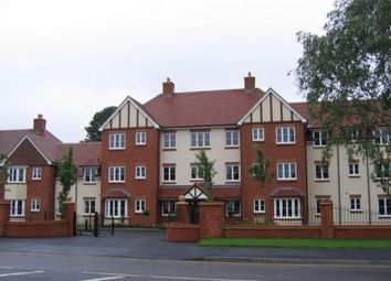 Thumbnail 1 bed flat for sale in Chester Road, Streetly, Sutton Coldfield
