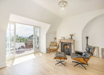 Thumbnail 3 bed flat for sale in Wedderburn Road, Hampstead NW3.