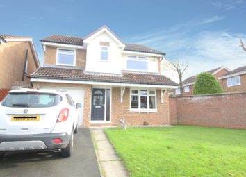 Thumbnail 4 bed detached house for sale in The Pastures, Coulby Newham, Middlesbrough