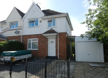 Thumbnail 3 bedroom semi-detached house for sale in Chilton Road, Knowle, Bristol