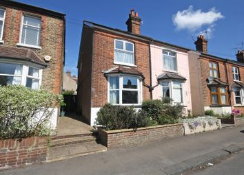 Thumbnail 4 bed semi-detached house for sale in Frenches Road, Redhill