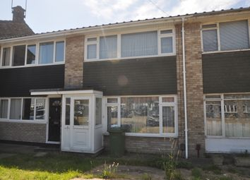 Thumbnail 3 bed terraced house for sale in Chaucer Close, Tilbury, Essex