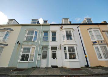 Thumbnail 4 bedroom terraced house to rent in Rheidol Terrace, Aberystwyth