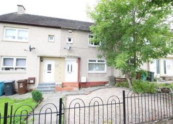Thumbnail 2 bed terraced house for sale in Glenburn Avenue, Moodiesburn, Glasgow, North Lanarkshire