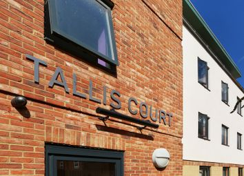 Thumbnail 1 bed flat for sale in Tallis Court Parham Road, Canterbury