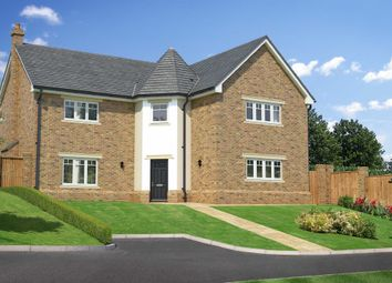 Thumbnail 4 bed detached house for sale in Chirk Road, Henlle, Oswestry, Shropshire