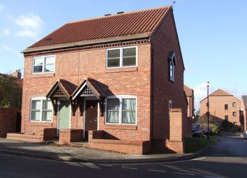 Thumbnail 2 bedroom semi-detached house to rent in Coopers Yard, Newark