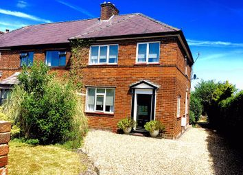 Thumbnail 3 bed end terrace house for sale in Northop Road, Flint