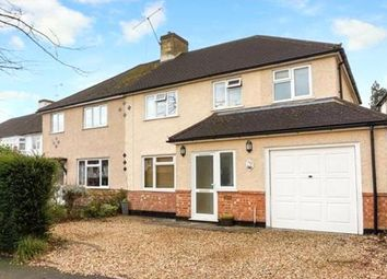 Thumbnail 3 bed semi-detached house for sale in St Johns, Woking, Surrey