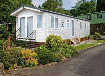 Thumbnail 2 bed mobile/park home for sale in Pettaugh Road, Stonham Aspal, Stowmarket