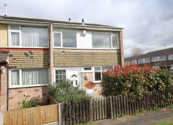 Thumbnail 3 bed property to rent in Cobden Walk, Basildon