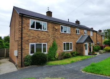 Thumbnail 3 bedroom semi-detached house for sale in Goyt Road, Disley, Stockport, Cheshire