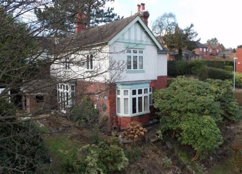 Thumbnail 4 bed detached house for sale in Gladstone Place, Penkhull, Stoke-On-Trent
