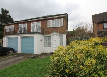 Thumbnail 3 bed semi-detached house for sale in Chestnut Manor Close, Staines Upon Thames