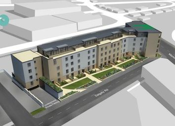 Thumbnail 2 bedroom flat for sale in Plot 50, Marionville Road, Meadowbank, Edinburgh