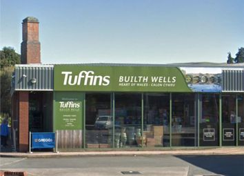Thumbnail Retail premises to let in Retail/Showroom/Business Space/Workshop, Station Road, Builth Wells, Powys